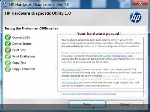Download hp hardware diagnostic utility