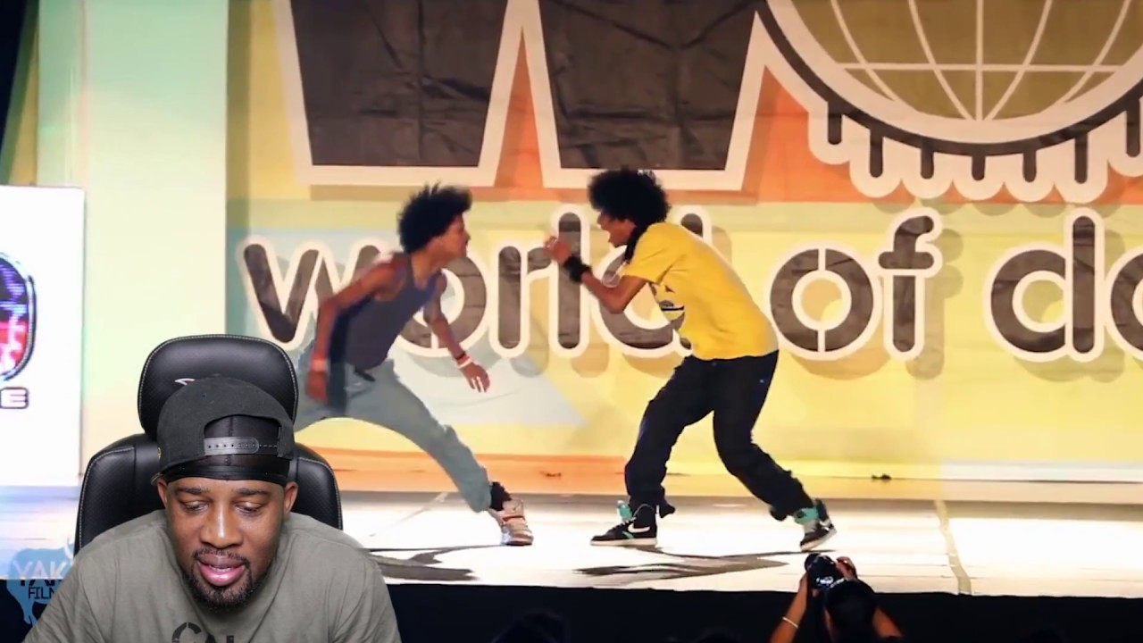 Download LES TWINS World of Dance San Diego 2010 WOD   YAK FILMS.......My Reaction