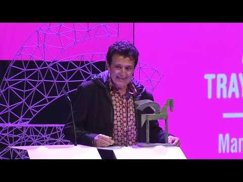 Manolo Garcia   La gala de los Premios Ondas 2018 TøT㣠TRiKiÑ€Ro ® 2018