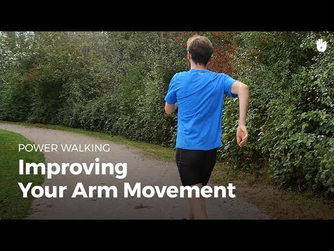 Improving Your Arm Movement | Power Walking