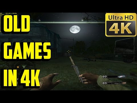 Commandos Strike Force: Old Games In 4K