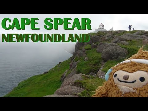 Maritime of My Life (Pt. 77) - The Drive out to Cape Spear, Newfoundland