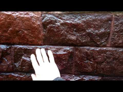 Покраска (тонирование) камня.Второй способ.