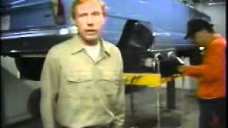Asbestos in Brakes Dont Blow It 1986 EPA