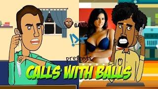 Faulty Condom Prank - Calls With Balls by BollywoodGandu