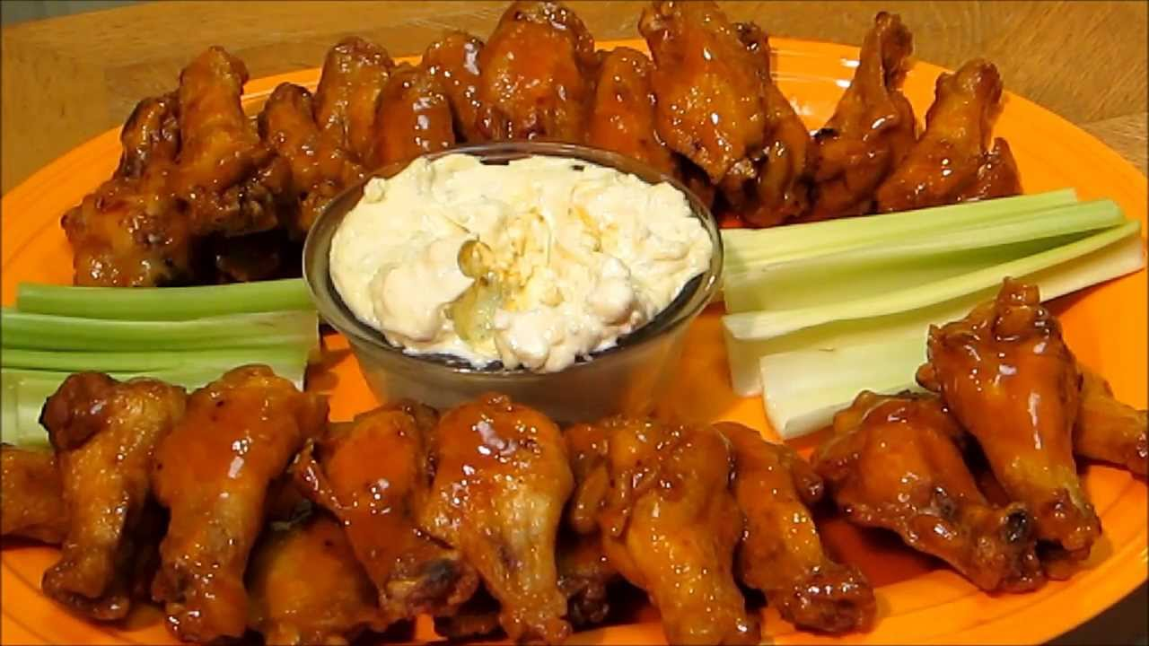Original buffalo wing recipe how to make buffalo wings youtube forumfinder Choice Image