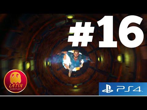 Just Cause 3 parte 16 Español latino - Mision 8 (acto 2) Enredado en azul - Gameplay