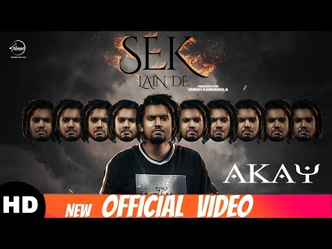 A KAY | Sek Lain De (Official Video) | New Punjabi Songs 2018 | Latest Punjabi Songs 2018