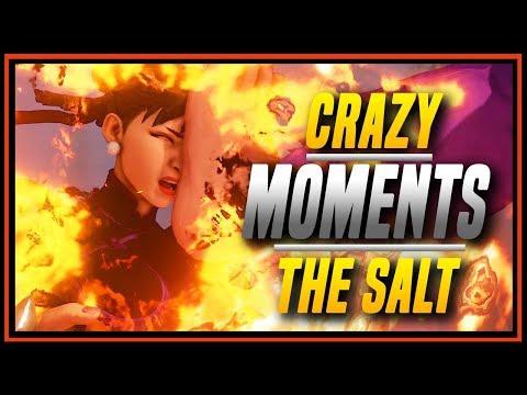 SFV AE ➤ Season 3 Madness! Comebacks, Mixups, Weird Moments  [ Street Fighter V Arcade Edition ]
