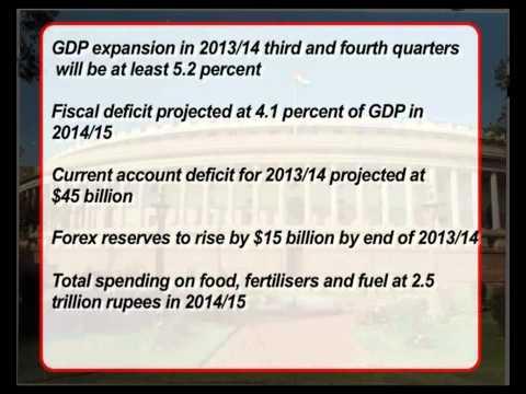 Highlights of Interim Budget 2014-15