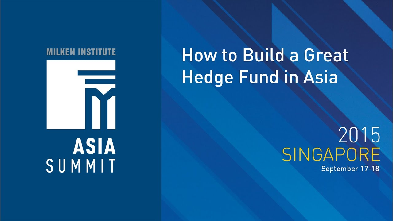how to make a hedge fund