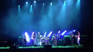 Crystal Fighters - All Night live in Granada