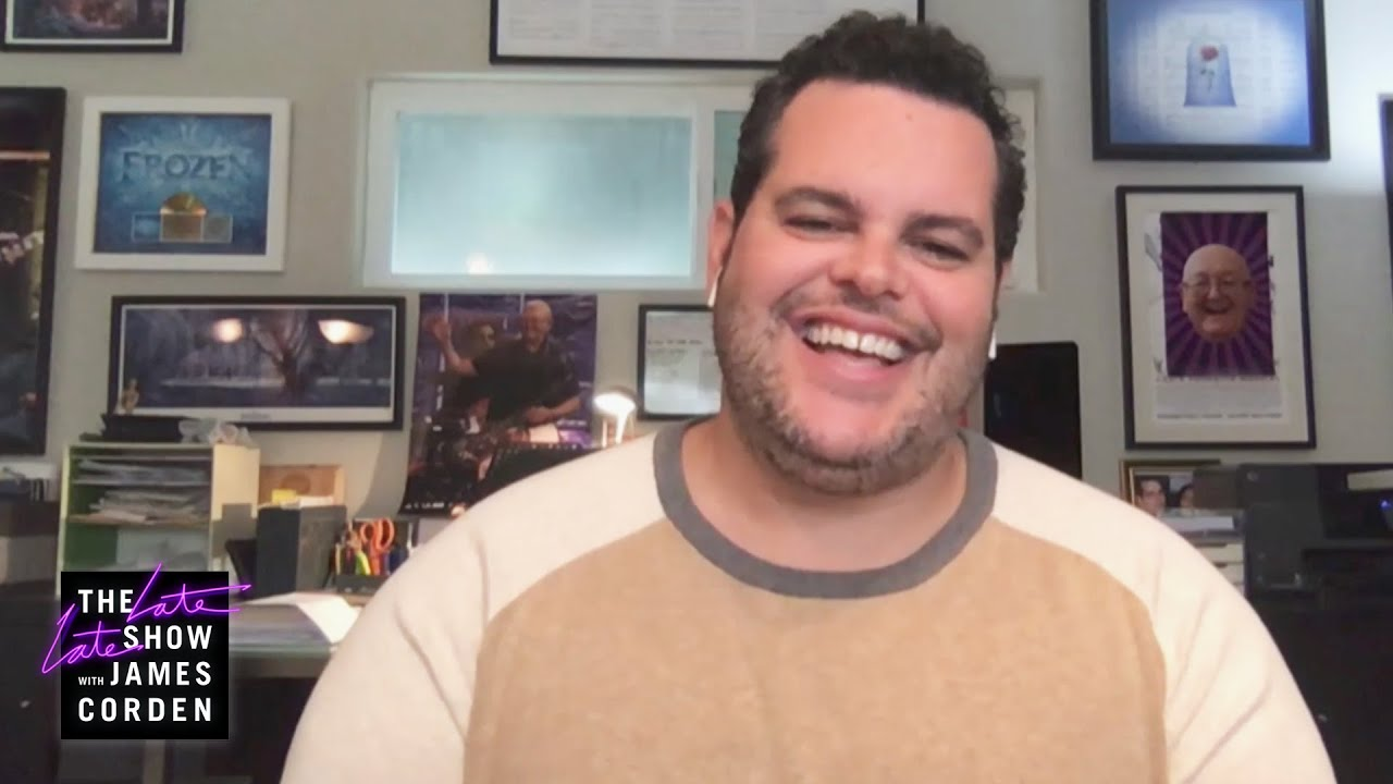 Josh Gad Lists Everything Bad About Exercising