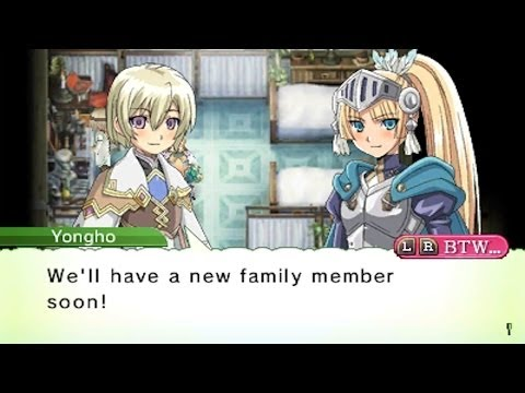 rune factory 4 dating and marriage