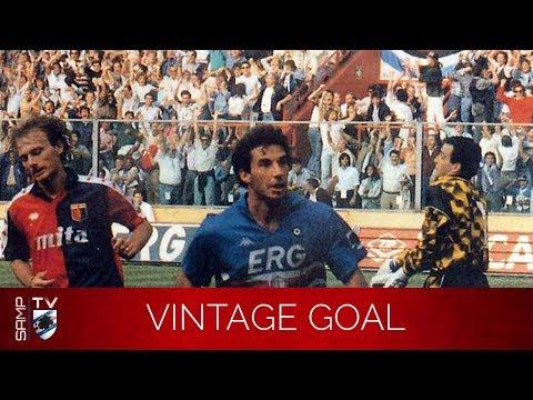 Vintage Goal: Vialli vs Genoa