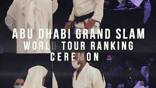ADGS Abu Dhabi: Season Ranking Ceremony