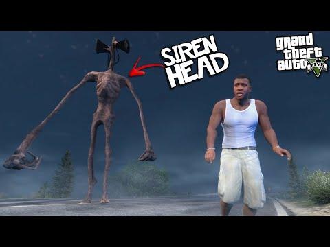 SIREN HEAD Has Found LOS SANTOS (GTA 5 Mods)