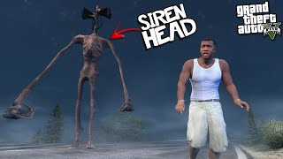 SIREN HEAD has found LOS SANTOS (GTA 5 Mods)