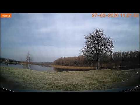 Деревня Гагали, Гомельская область, Республика Беларусь  Март 2020 года
