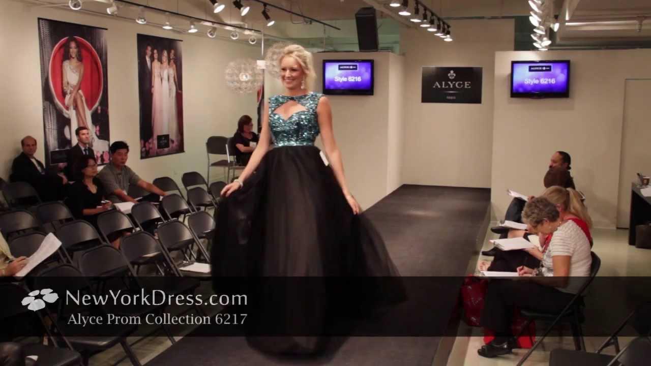 47812177175 Alyce 6217 Dress - NewYorkDress.com - YouTube