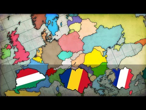 Greater countries of Europe | Irredeatism