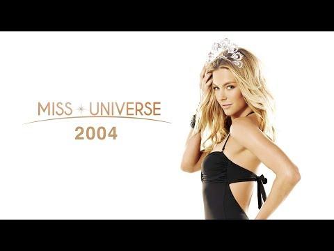 Miss Universe 2004 - Jennifer hawkins