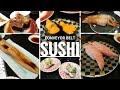 Delicious Japanese Sushi From Katu Midori (conveyor belt style!)