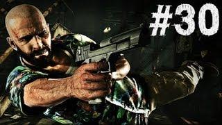 Max Payne 3 - Gameplay Walkthrough - Part 30 - THE MASSACRE (Xbox 360/PS3/PC) [HD]