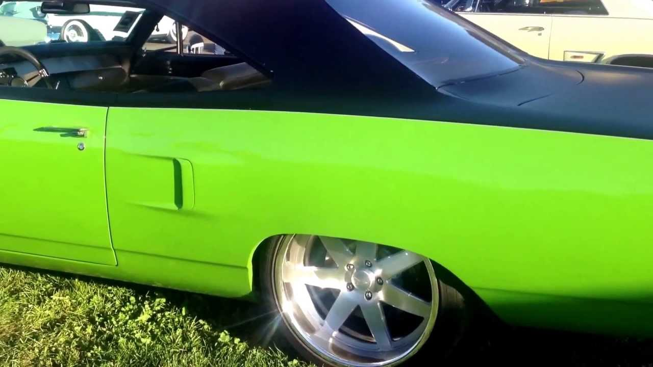 Custom Pro Touring 1970 Plymouth Road Runner Youtube