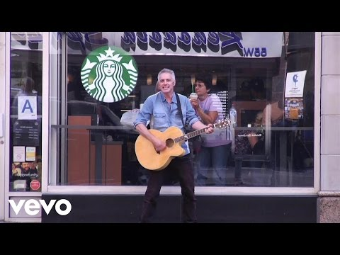 John Wesley Harding - There's A Starbucks (Where The Starbucks Used To Be)
