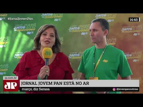"Pressão externa acende ""luz amarela"" no Brasil   Jornal JP"