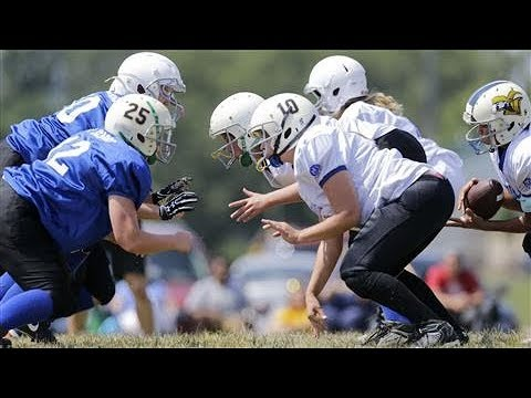 Game Time Indiana Girls Start A Tackle Football League Of Their Own