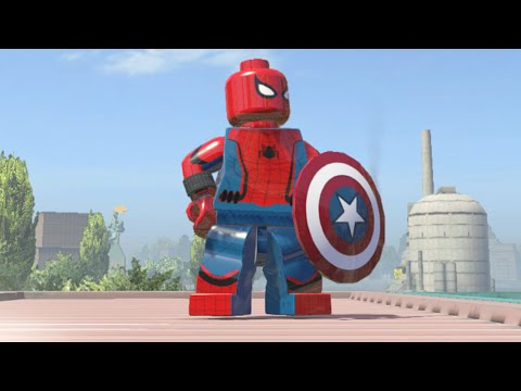 LEGO Marvel Super Heroes - Captain America Civil War Spider-Man (MOD): This video show you the Spiderman (from Captain America Civil War) Mod for LEGO Marvel Super Heroes.  If you enjoyed the video don't forget to leave a Like & Comment! :-)  DOWNLOAD: https://yadi.sk/d/bi9xvXIFq8gCA MOD MADE BY: ANS (https://www.youtube.com/channel/UCz8VLOaxCGRhPr_Muw9y0AQ)  LEGO Marvel Super Heroes Mods Playlist https://www.youtube.com/playlist?list=PLq_zyQI-m7UWHjjALoF2qUTE3_Lt5O9N1  You need Lego Marvel CMM to use this mod!  ● Subscribe for More Video! - http://bit.ly/Domboku ● Follow me on Twitter! - https://twitter.com/domboku ● Like me on Facebook! - https://www.facebook.com/Domboku7  Music: Spider-Man - Theme (Sickick Remix)