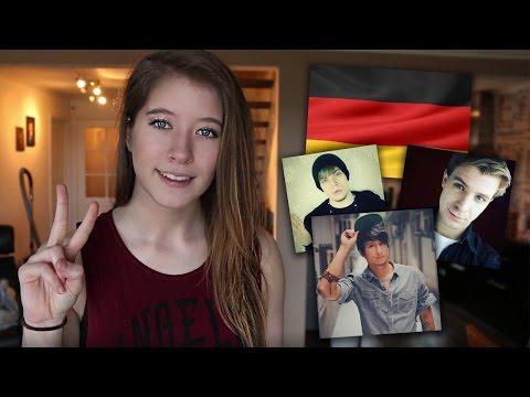 REACTING TO GERMAN YOUTUBERS 2