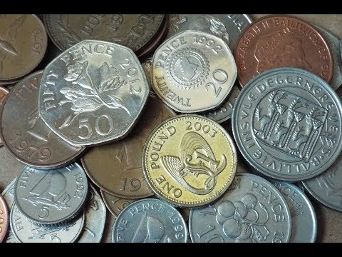 Guernsey Coin Collection (2018)