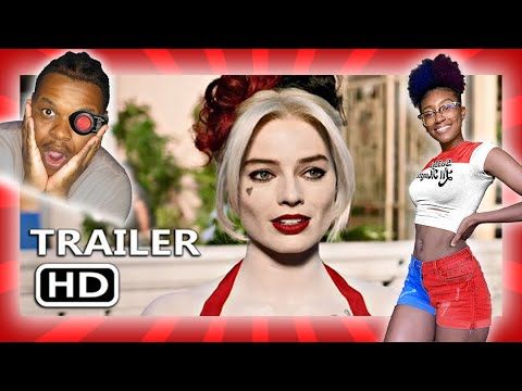 THE SUICIDE SQUAD 2 Official Teaser Trailer (2021) Sneak peek REACTION | @Those2! REACTS