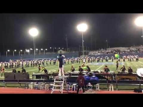 San Marino High School Marching Band - home game 10/27/2017