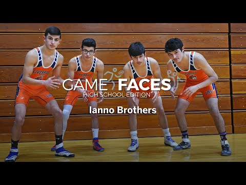 Game Faces: Liverpool High School wrestlers deliver a double twin threat