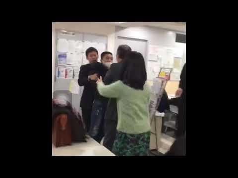 Fighting Between Japanese Teacher And Student In Japan School