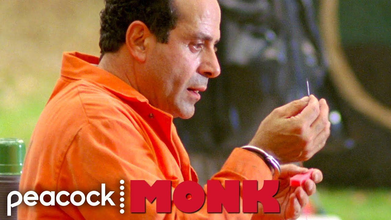 Download Monk Is On The Run! | Monk