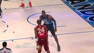 Repeat youtube video NBA All Star Game 2012 Players Talk
