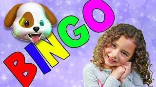 Canción BINGO en Español | Un Granjero Tenia un Perro que se Llamaba BINGO