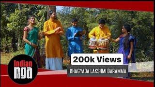 Bhagyada Lakshmi Baramma | Purandaradasa | New Age Carnatic