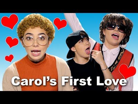 Carol's First Love - Character Q&A - Merrell Twins