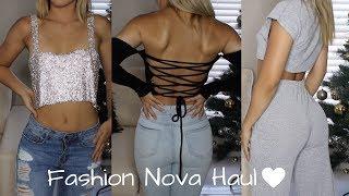Fashion Nova Try on Haul | Gemma Isabella