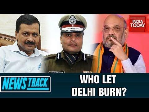 27 Dead, 183 Injured; Who Let Delhi Burn ? | Newstrack