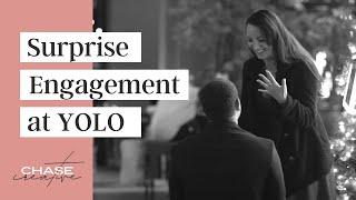 Surprise Engagement at YOLO Fort Lauderdale