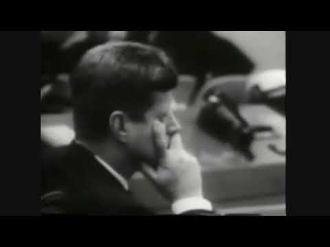 "JFK Tapes - ""After Spending $150M We Have Nothing"" (Robert McNamara)"