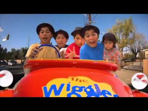 Say Hello | Nat as the Wiggles