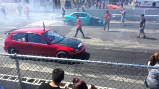 HONDA DAY 2015 ( DRAG RACE) ATCO
